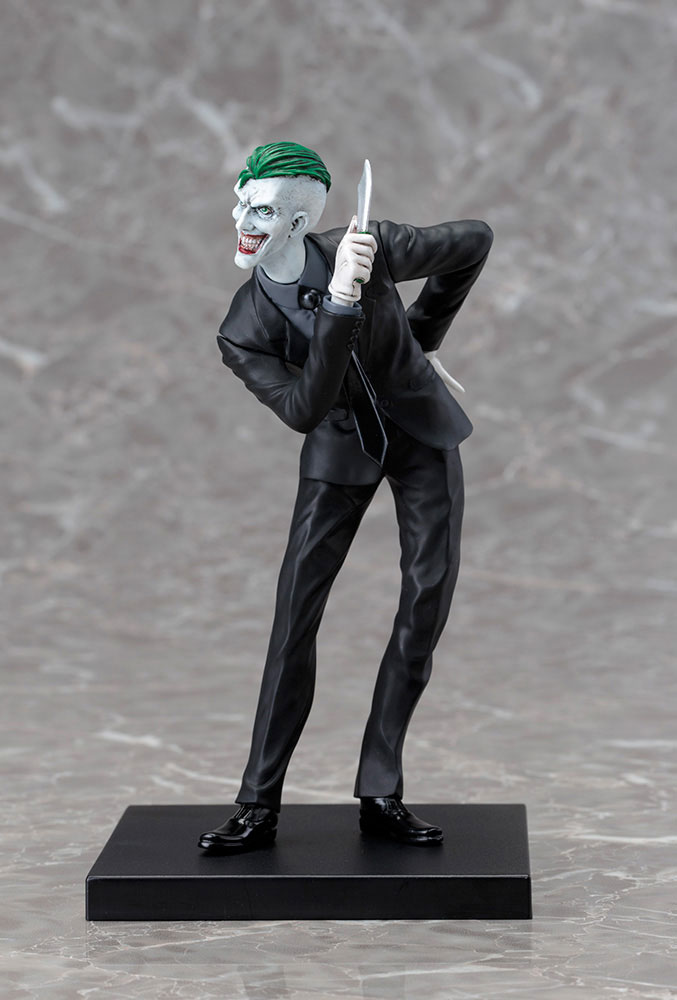 Estátua PVC DC Comics ARTFX+ 1/10 Joker (The New 52) 19 cm