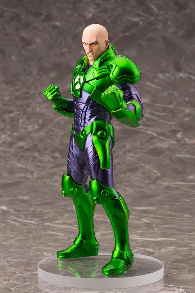 Estátua PVC DC Comics ARTFX+ 1/10 Lex Luthor (The New 52) 20 cm