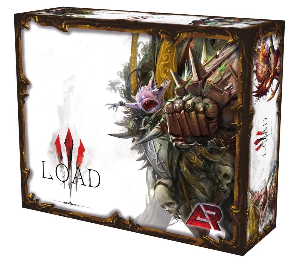 League of Ancient Defenders MOBA Board Game Basic Game *English Version*