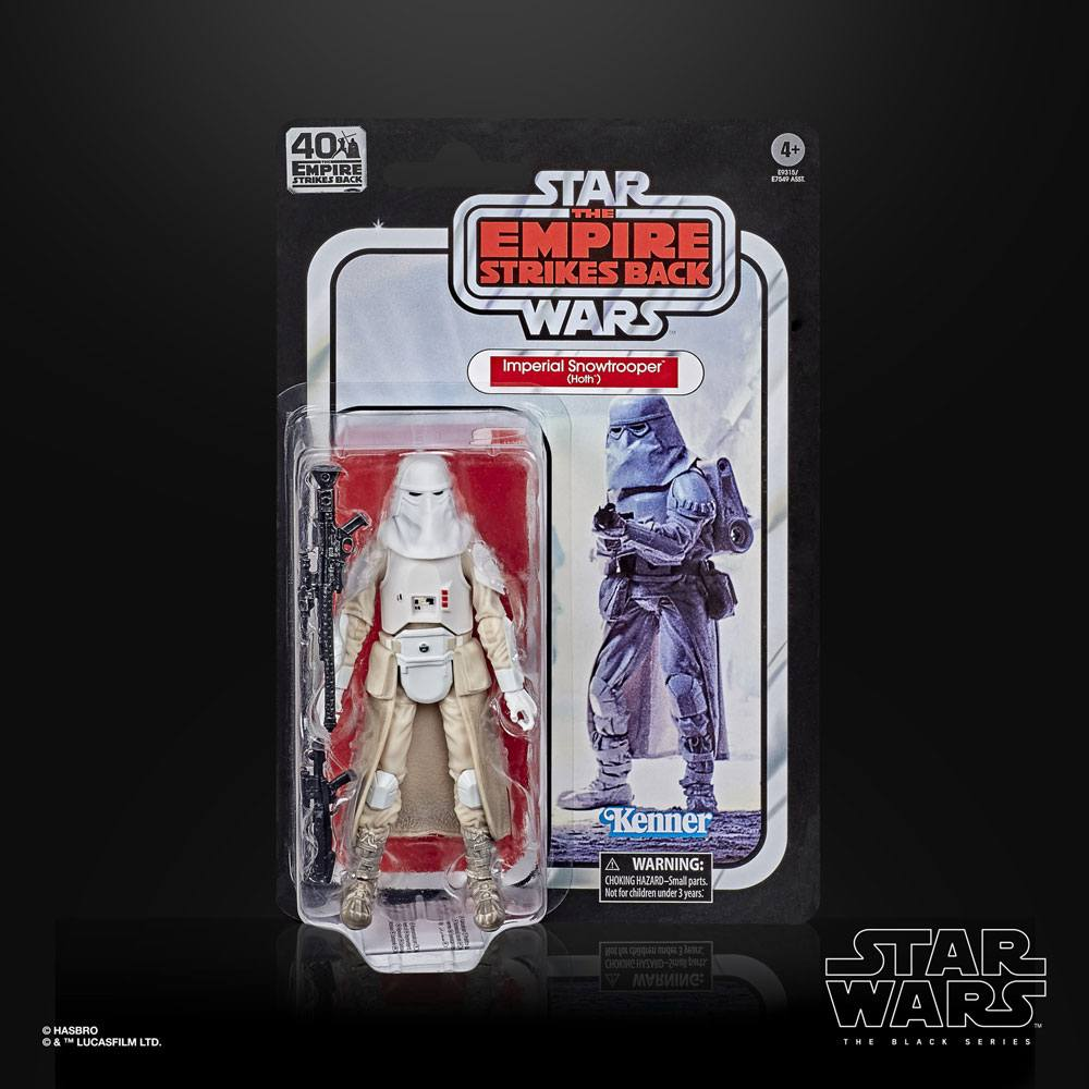 Star Wars Ep. V Black Series Action Figure Imperial Snowtrooper Hoth 15 cm