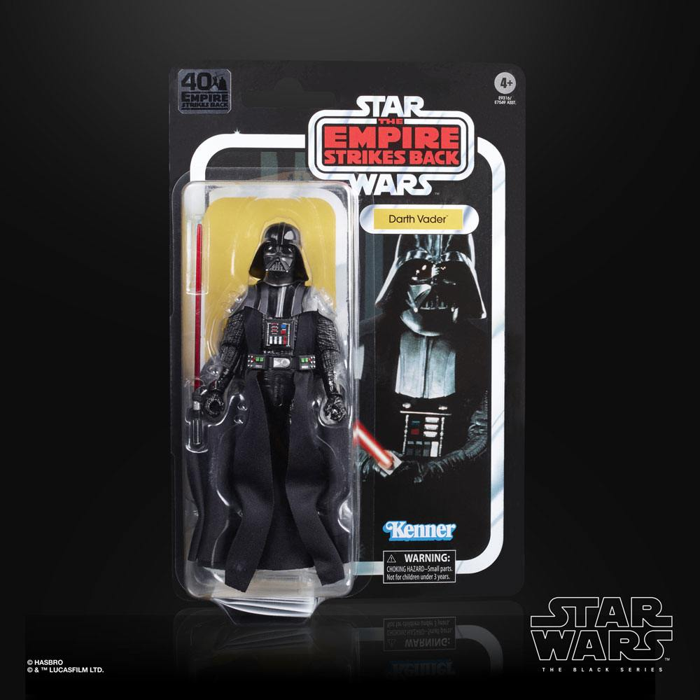 Star Wars Ep. V Black Series Action Figure Darth Vader 15 cm