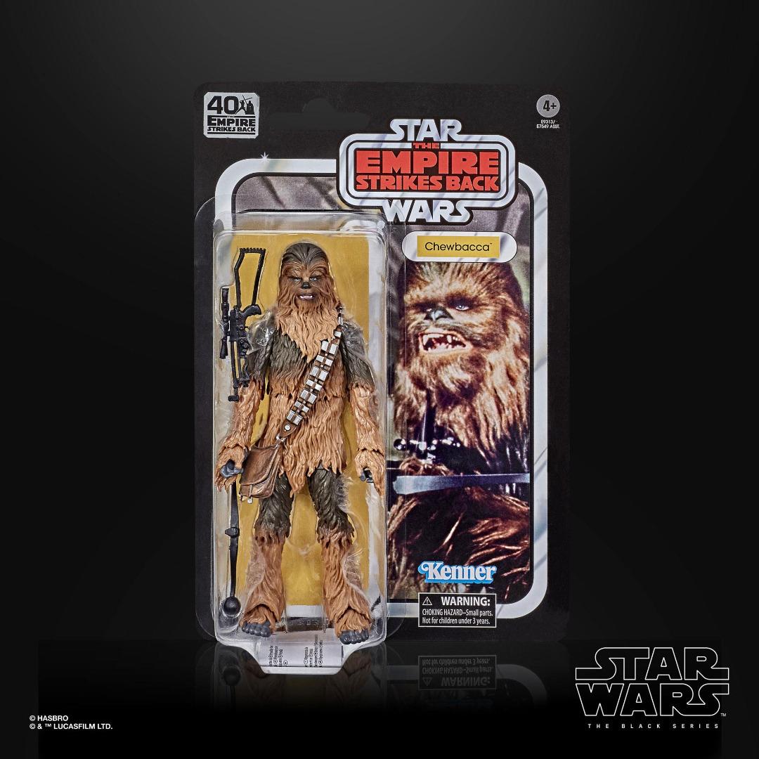 Star Wars Ep. V Black Series Action Figure Chewbacca 15 cm