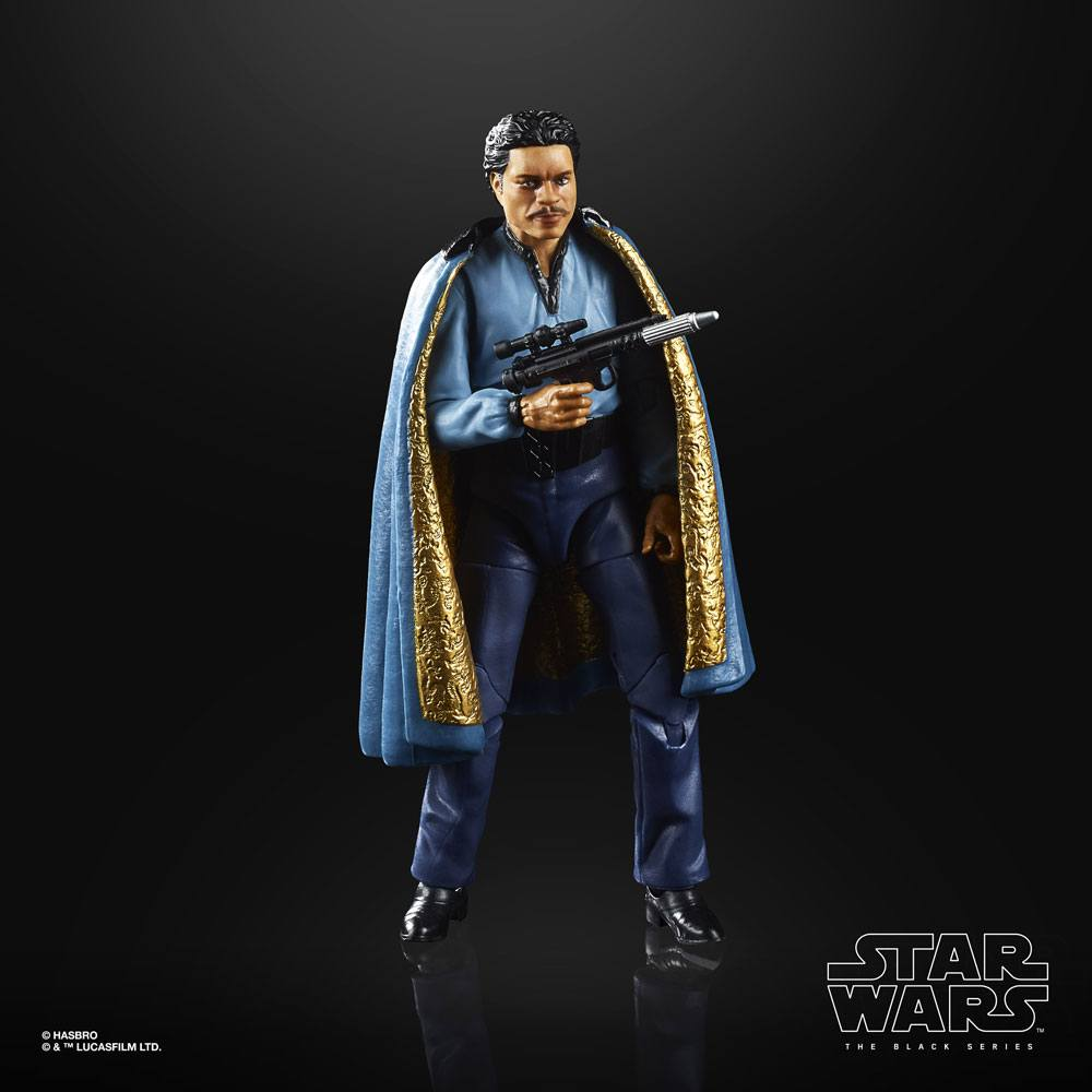Star Wars Ep. V Black Series Action Figure Lando Calrissian 15 cm