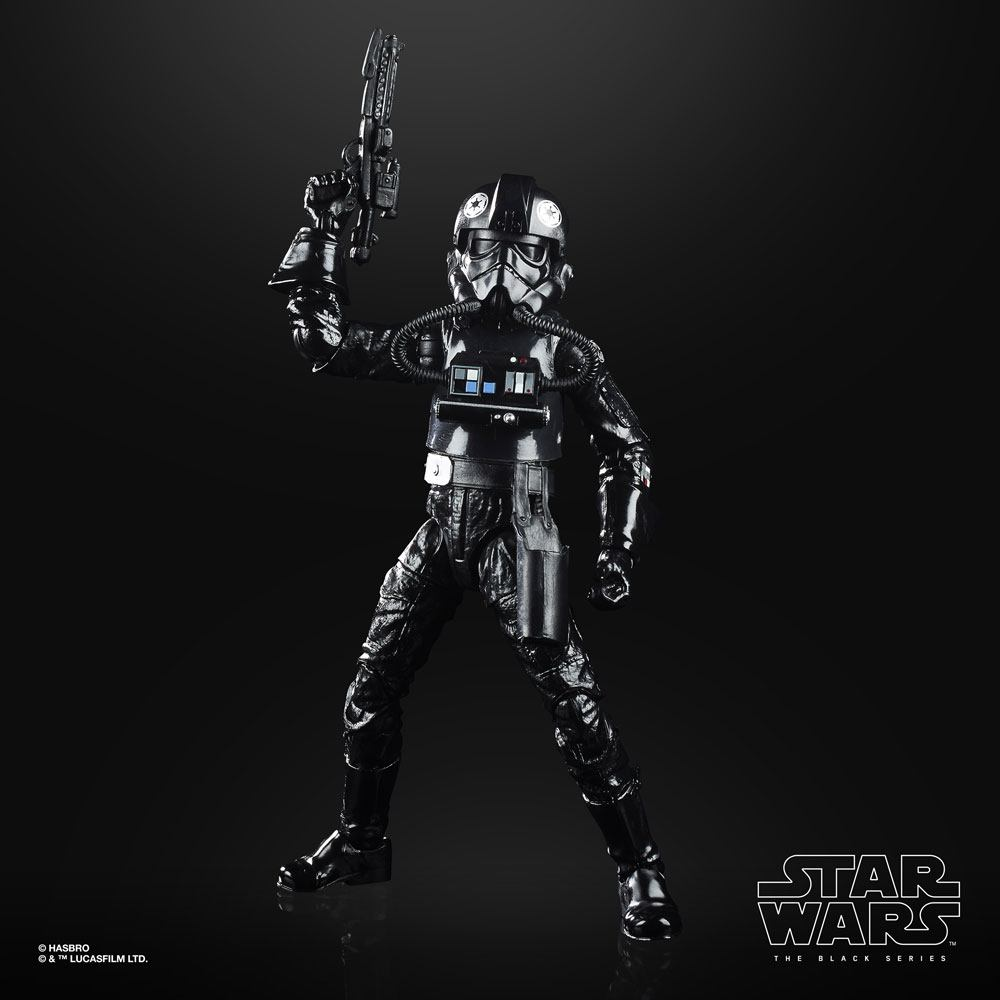 Star Wars Ep. V Black Series Action Figure Imperial Tie Fighter Pilot 15 cm