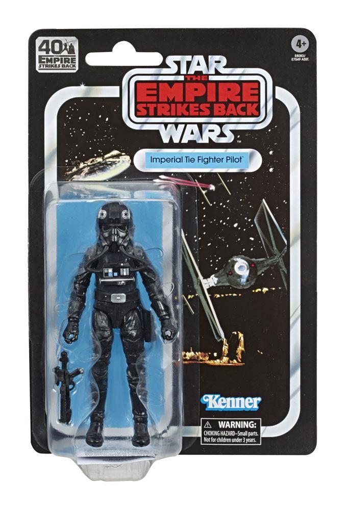 Star Wars Ep. V Black Series Action Figure Imperial Tie Fighter Pilot 15 cm