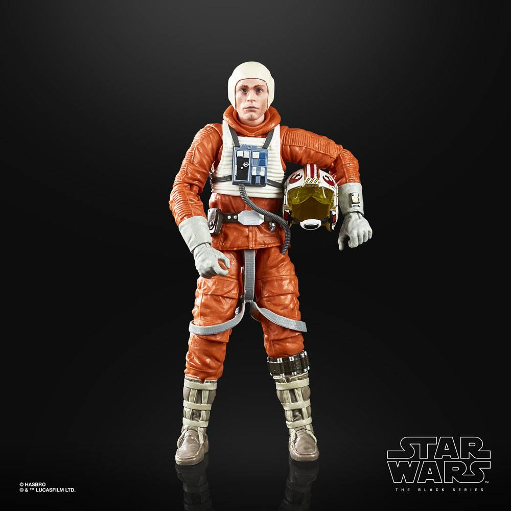Star Wars Ep. V Black Series Action Figure Luke Skywalker Snowspeeder 15 cm