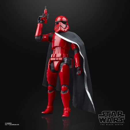 Action Figure Star Wars Captain Cardinal Sith Trooper Exclusive Edit. 15 cm