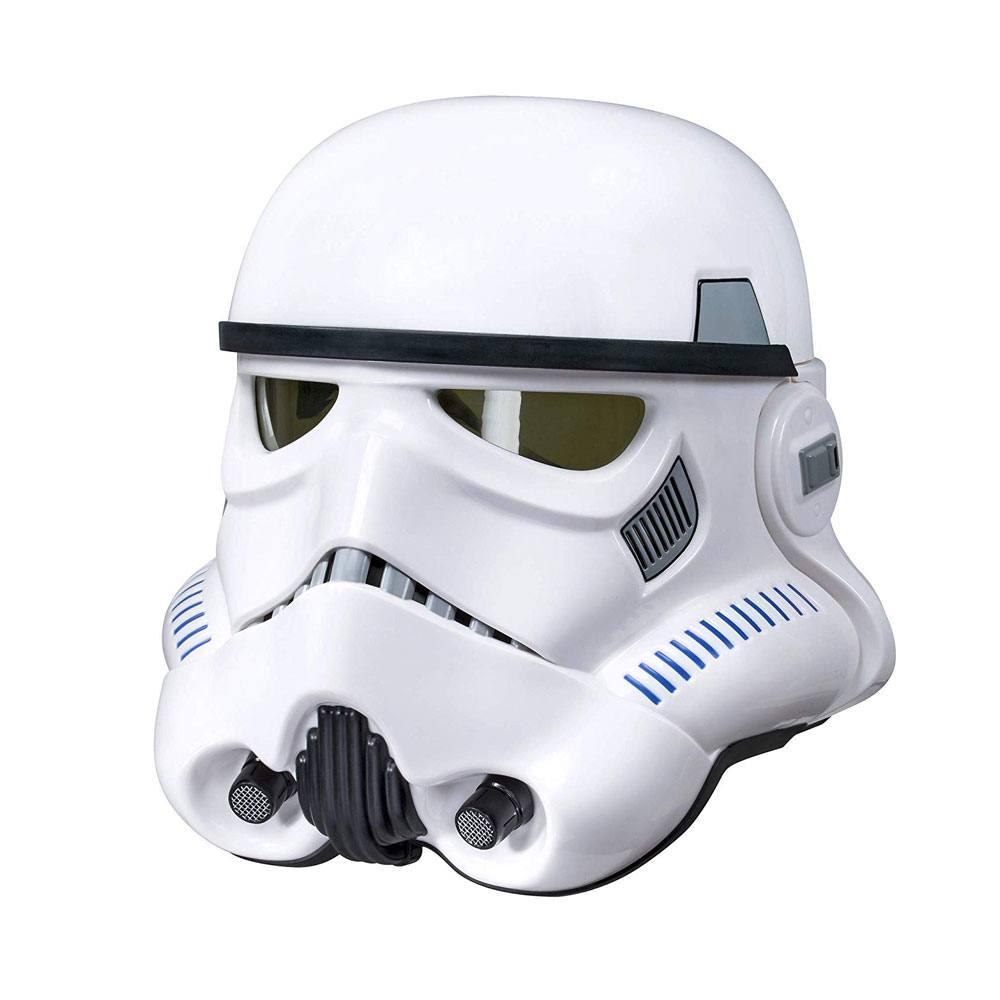 Star Wars Rogue One Black Series Voice Changer Helmet Imperial Stormtrooper