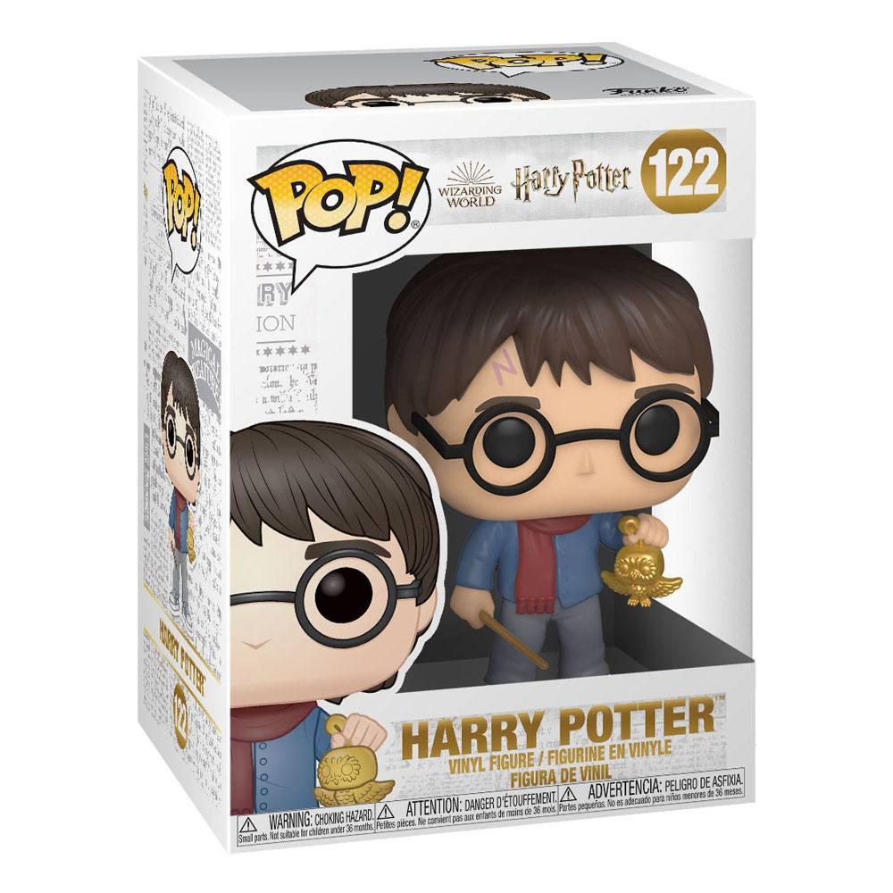 Harry Potter POP! Vinyl Figure Holiday Harry Potter 10 cm