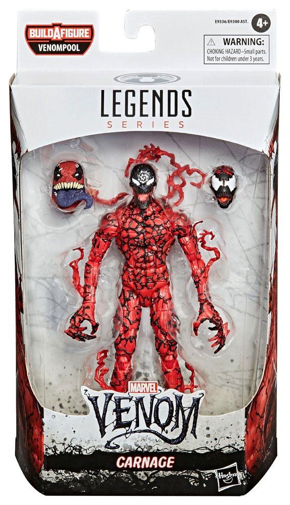 Marvel Legends Series Venom 2020 Action Figure Carnage Marvel Comics 15 cm