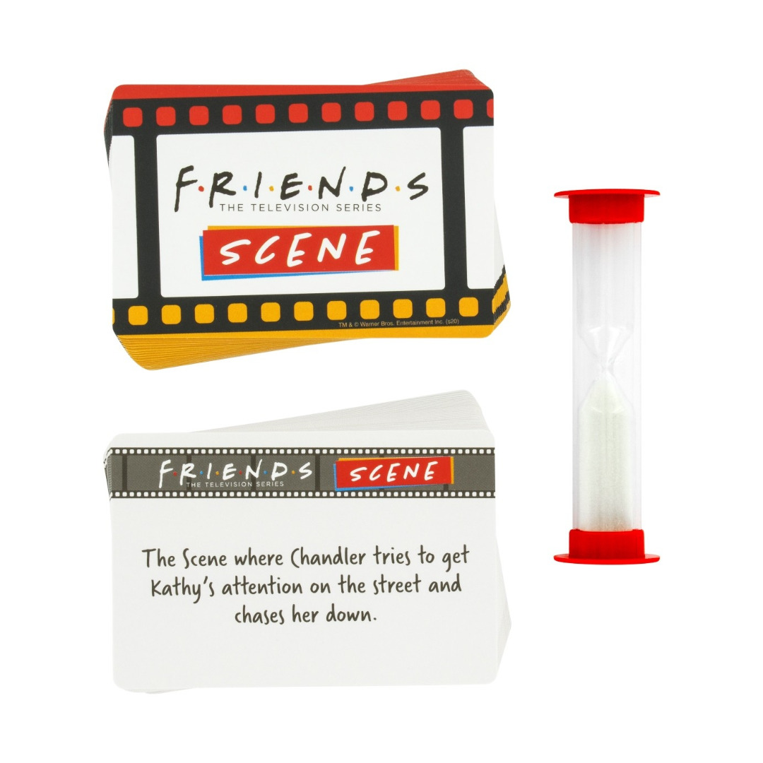 Friends: Friends Scene Card Game