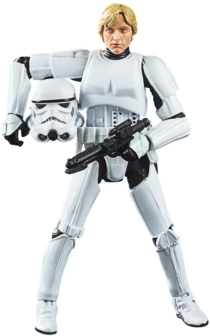 Star Wars Vintage Collection Luke Skywalker (Stormtrooper) 10 cm