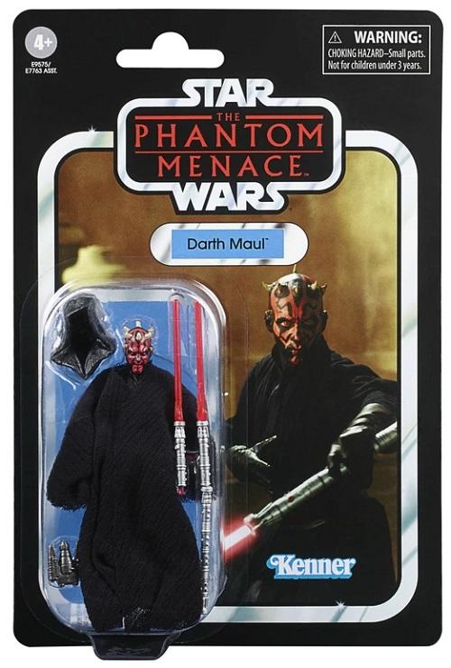 Action Figure Vintage Coll. Star Wars - The Phantom Menace Darth Maul 10 cm