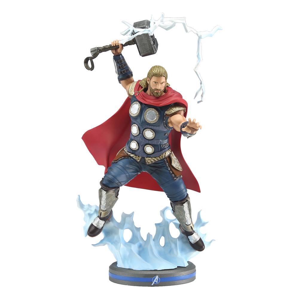 Avengers 2020 Video Game PVC Statue 1/10 Thor 24 cm