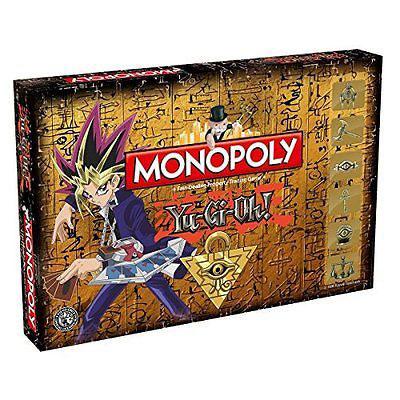 Yu-Gi-Oh! Board Game Monopoly *English Version*