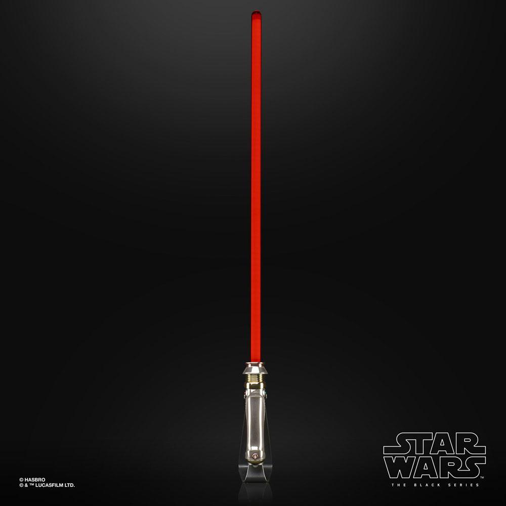 Star Wars Black Series 1/1 Force FX Elite Lightsaber Emperor Palpatine