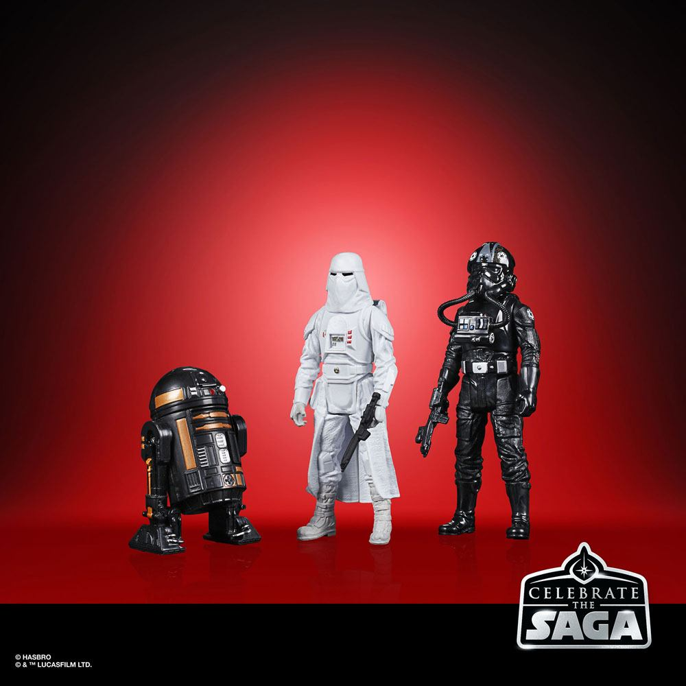 Star Wars Celebrate the Saga Action Figures 5-Pack Galactic Empire 10 cm