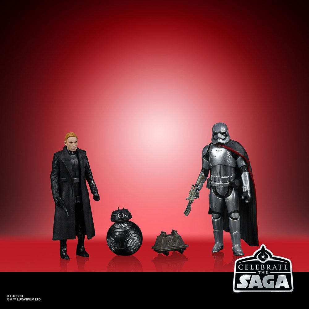 Star Wars Celebrate the Saga Action Figures 5-Pack The First Order 10 cm