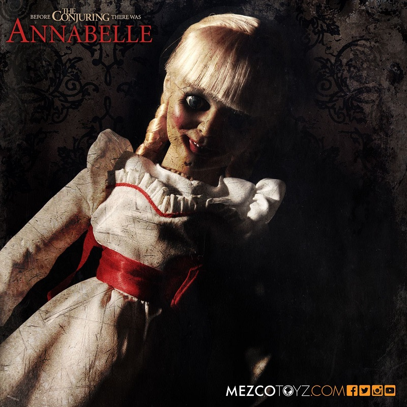 The Conjuring Scaled Prop Replica Annabelle Doll 46 cm