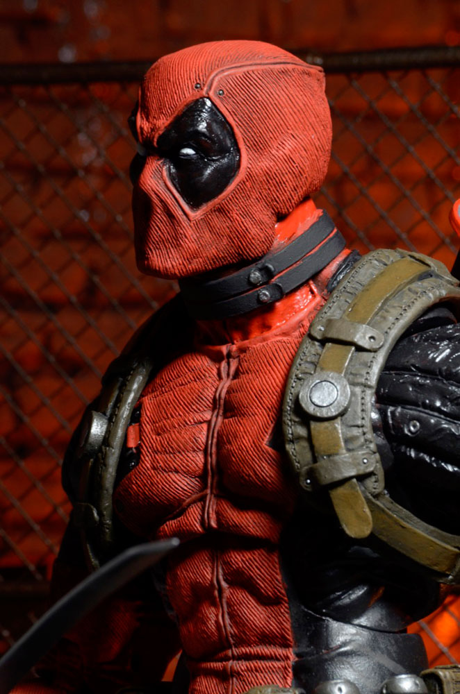 Marvel Comics Action Figure 1/4 Scale Deadpool 45 cm