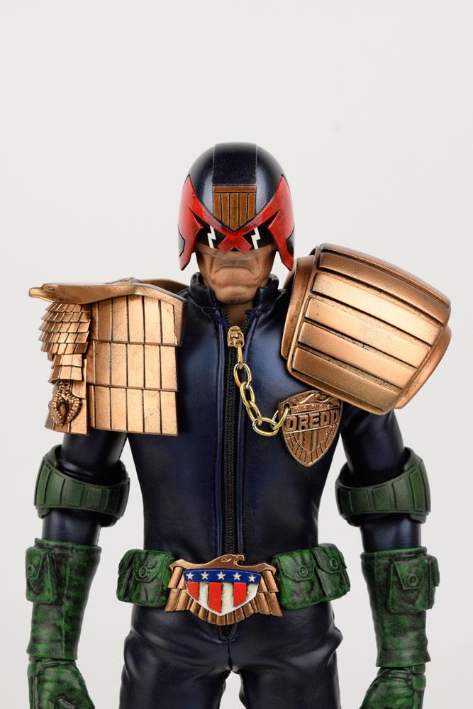 Action Figure 2000 AD 1/6 Apocalypse War Judge Dredd 31 cm