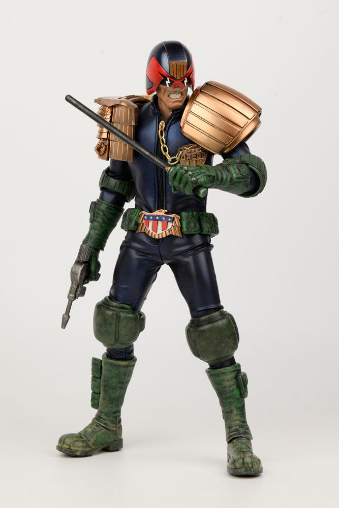 Action Figure 2000 AD 1/6 Apocalypse War Judge Dredd 31 cm