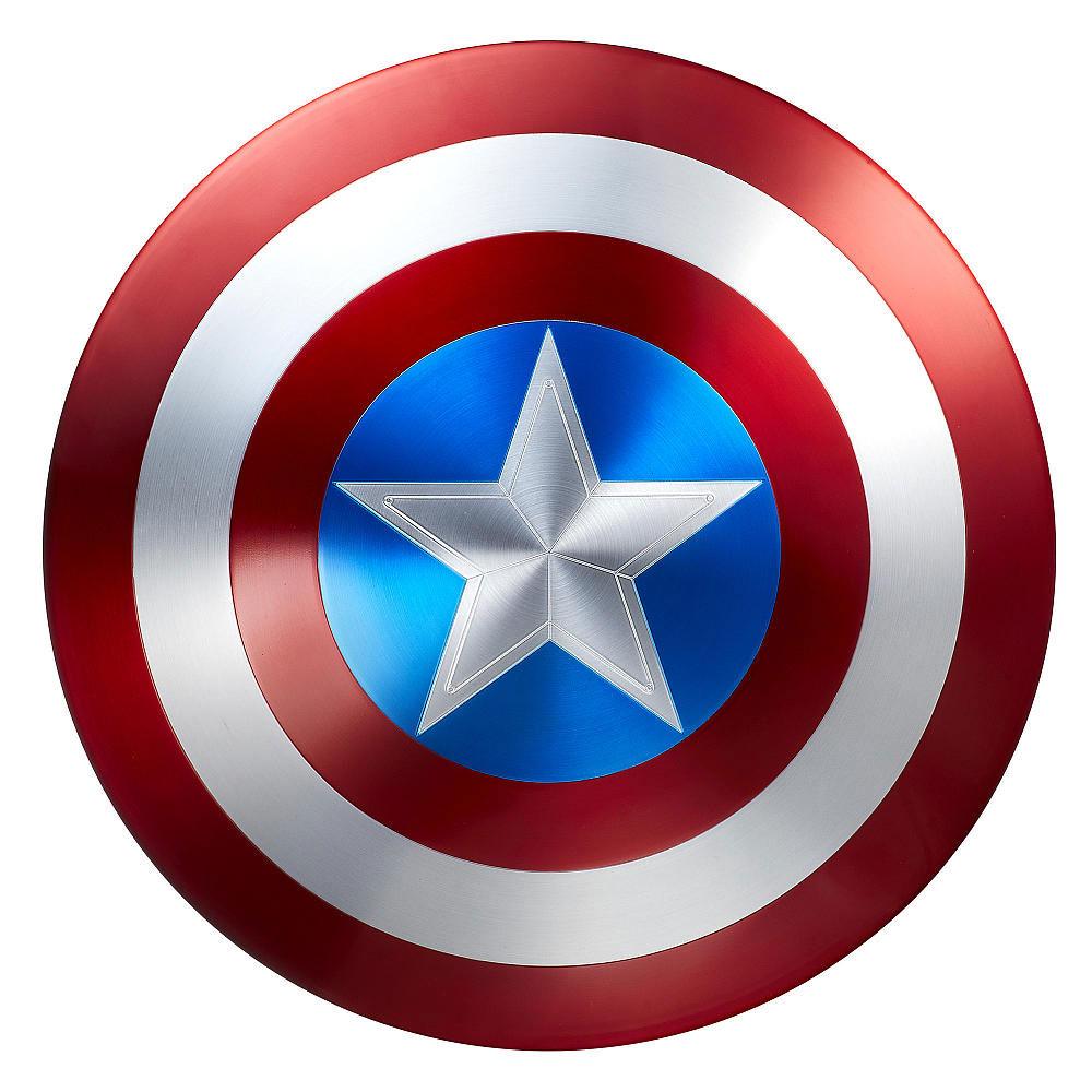 Marvel Legends Replica 1/1 Captain America´s Shield 75th Anniversary 61 cm