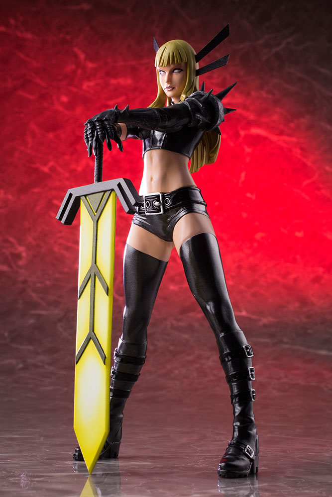Marvel Comics ARTFX+ PVC Statue 1/10 Magik 20 cm