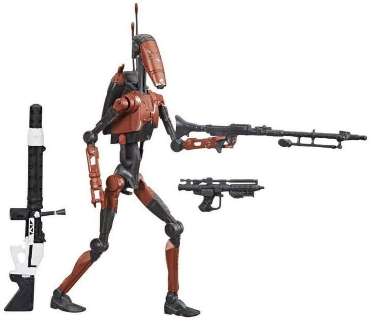 Star Wars The Black Series Gaming Greats Battlefront II Heavy Battle Droid