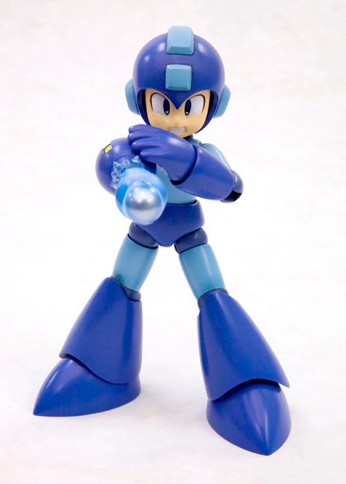 Mega Man Model Kit 1/10 Mega Man (Rockman) 13 cm