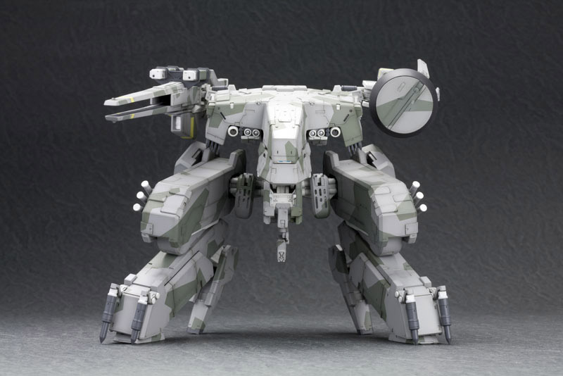 Metal Gear Solid Plastic Model Kit 1/100 Rex 22 cm