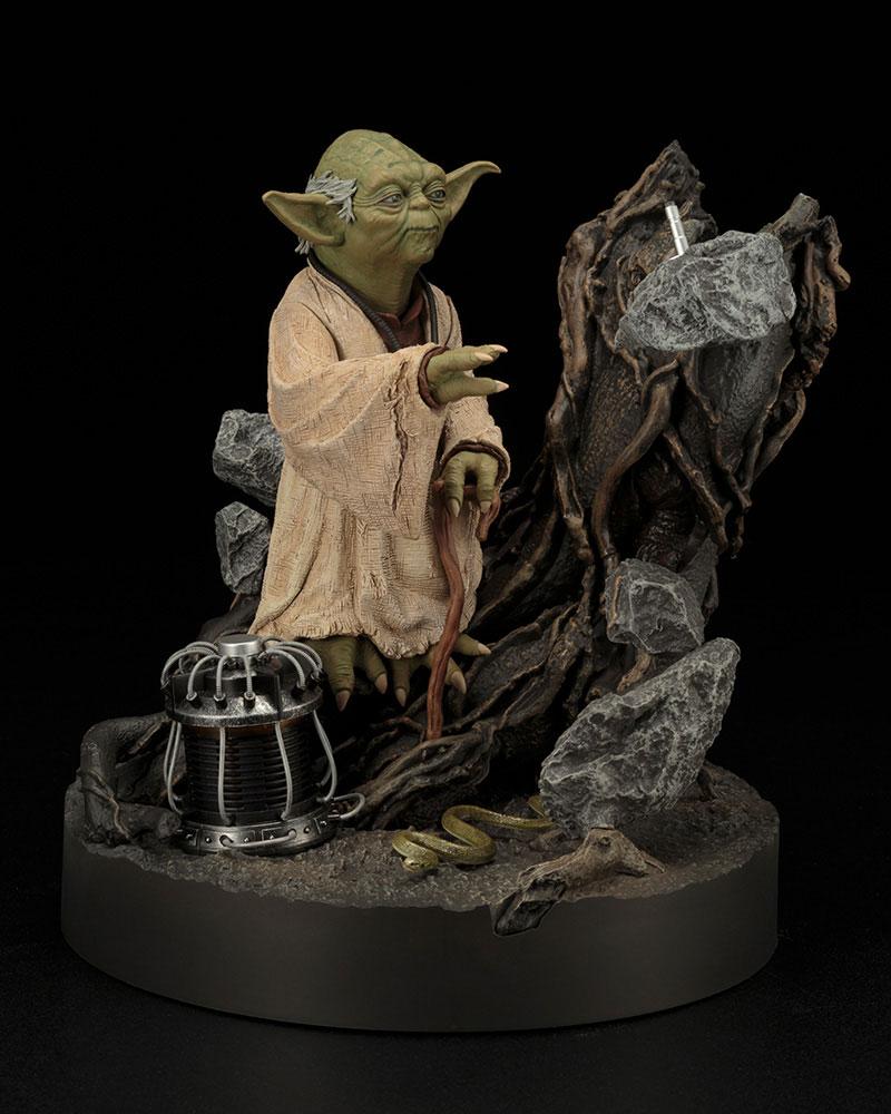Star Wars ARTFX Statue 1/7 Yoda (The Empire Strikes Back Version) 18 cm
