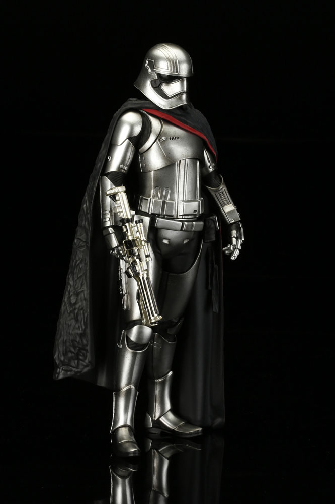 Star Wars Episode VII ARTFX+ PVC Statue 1/10 Captain Phasma 20 cm