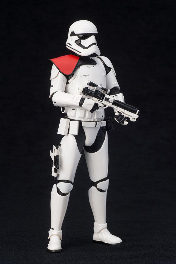 Star Wars Episode VII ARTFX+ PVC Statue 1/10 First Order Stormtrooper 18 cm