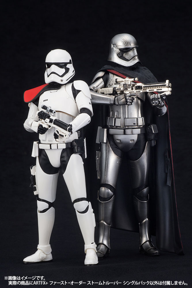 Star Wars Episode Vii Artfx Pvc Statue 1 10 First Order