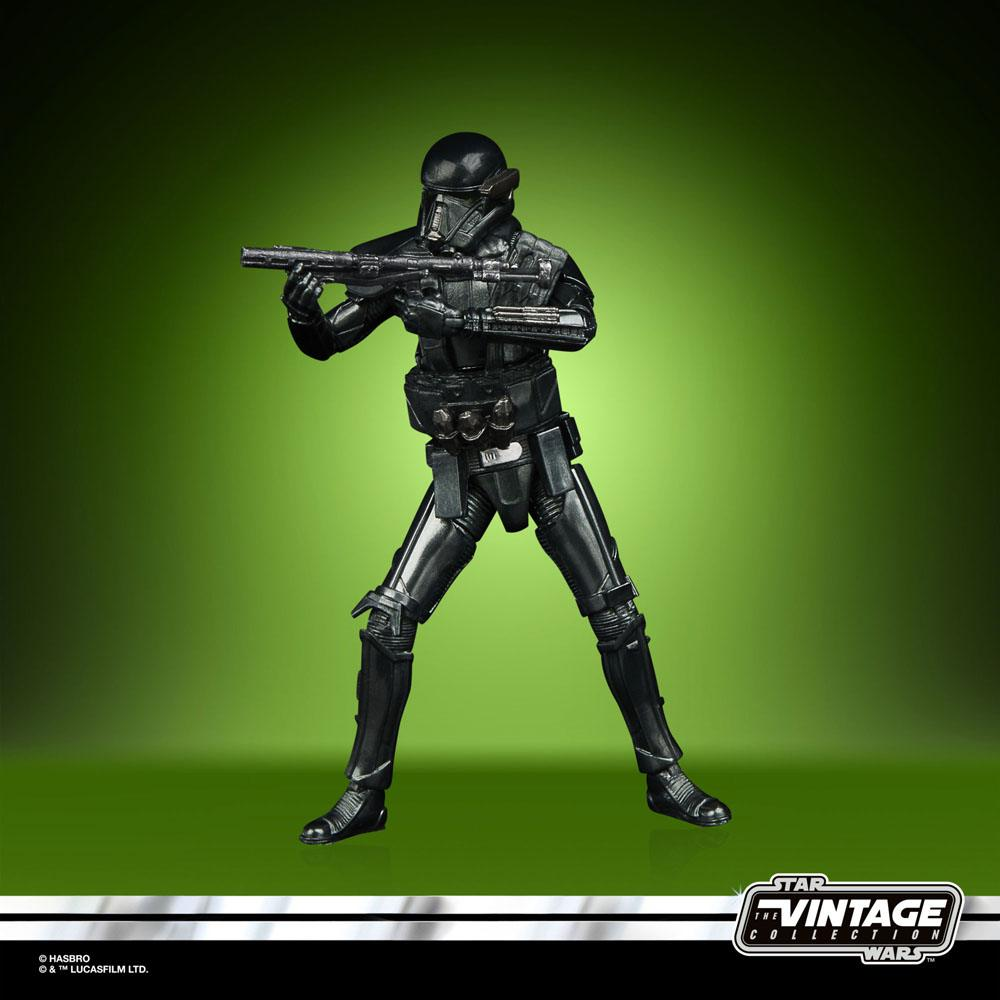 Star Wars The Mandalorian Vintage Collection Carbonized AF Imperial Death