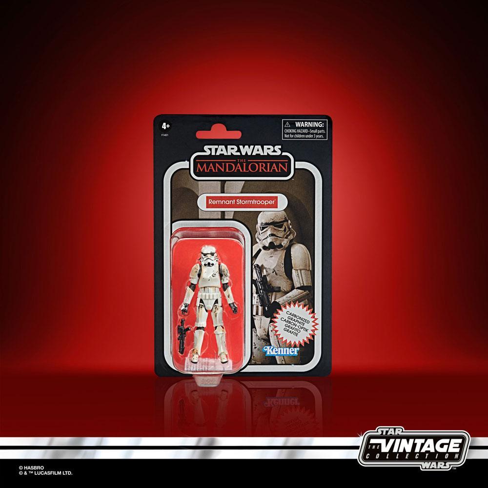 Star Wars The Mandalorian Vintage Collection Carbonized AF Remnant