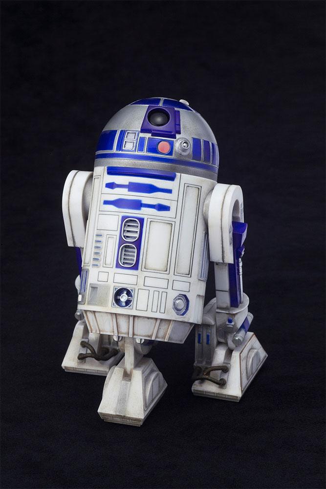 Star Wars Episode VII PVC Statue 3-Pack 1/10 C-3PO & R2-D2 & BB-8