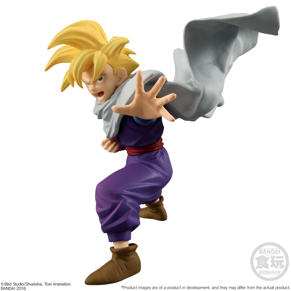 Dragonball Styling Collection Figure Son Gohan 10 cm