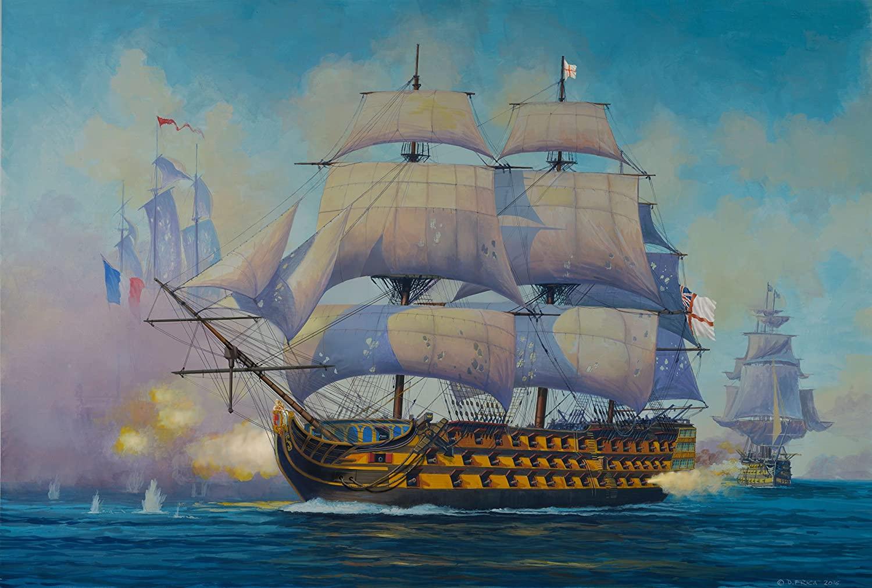 Revell Model Set HMS Victory 1:450