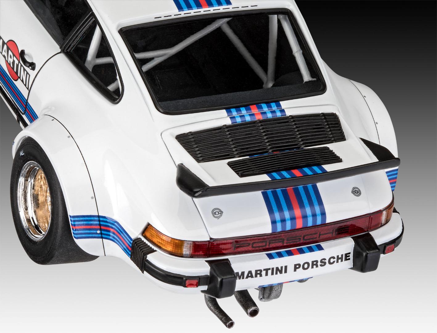 Revell Model Kit Porsche 934 RSR Martini Scale 1:24