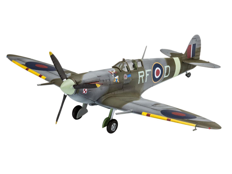 Revell Model Kit Supermarine Spitfire Mk.Vb 1:72