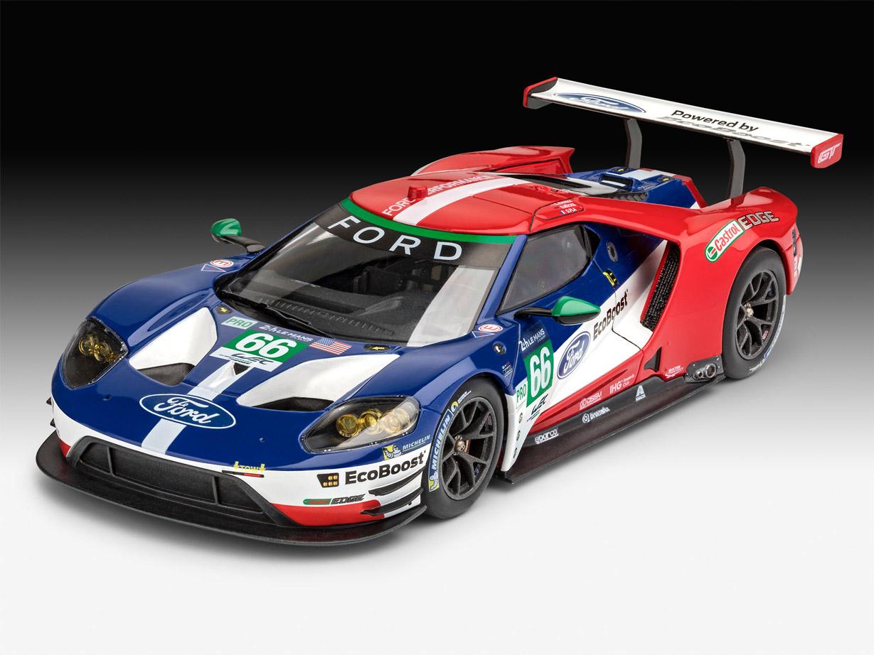 Revell Model Kit Ford GT Le Mans 2017 1:24