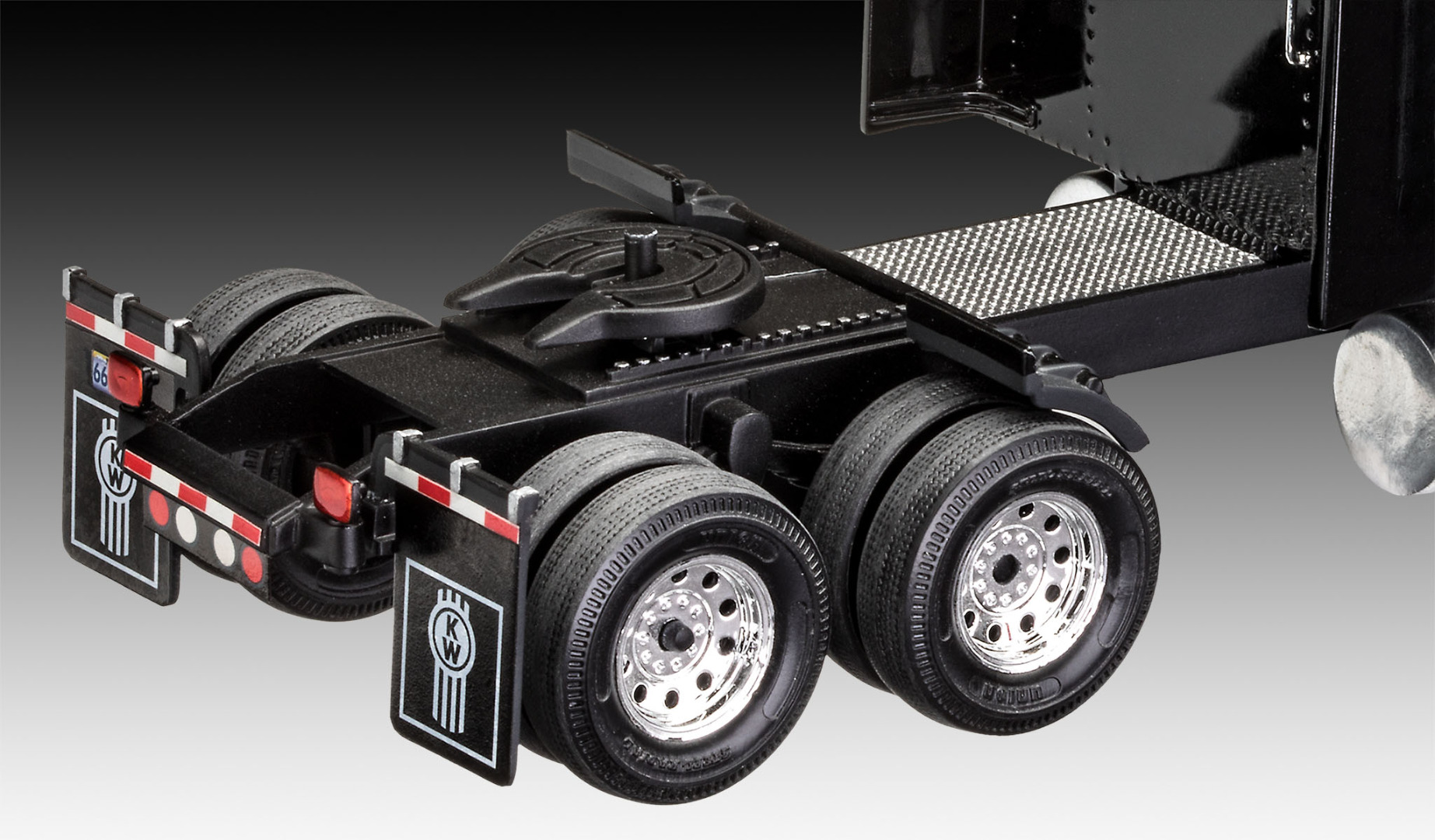Revell Model Set Tour Truck AC/DC Limited Edition 1:32