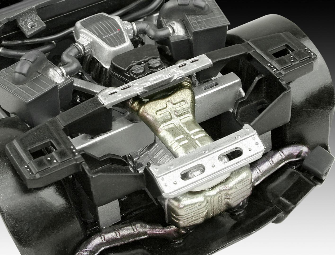 Revell Model Kit McLaren 570S 1:24