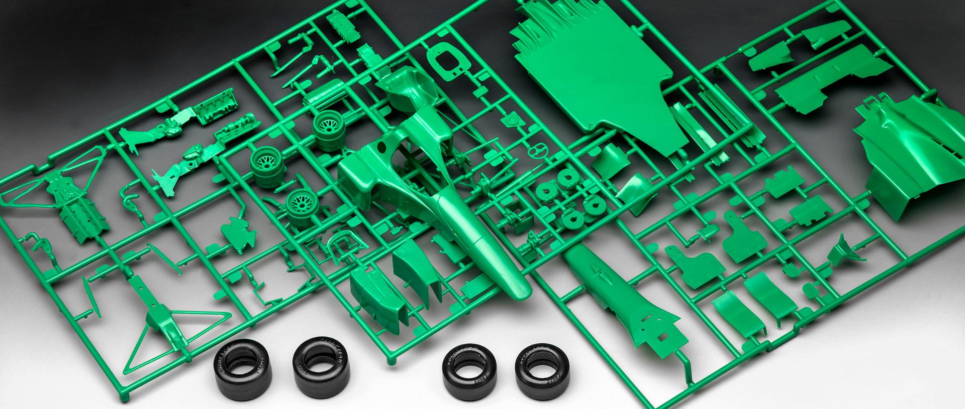 Revell Model Set 25th Anniversary Benetton Ford B194 1:24