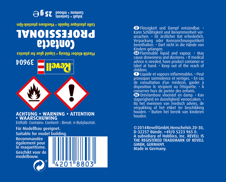 Revell Contacta Professional - Glue 25 g