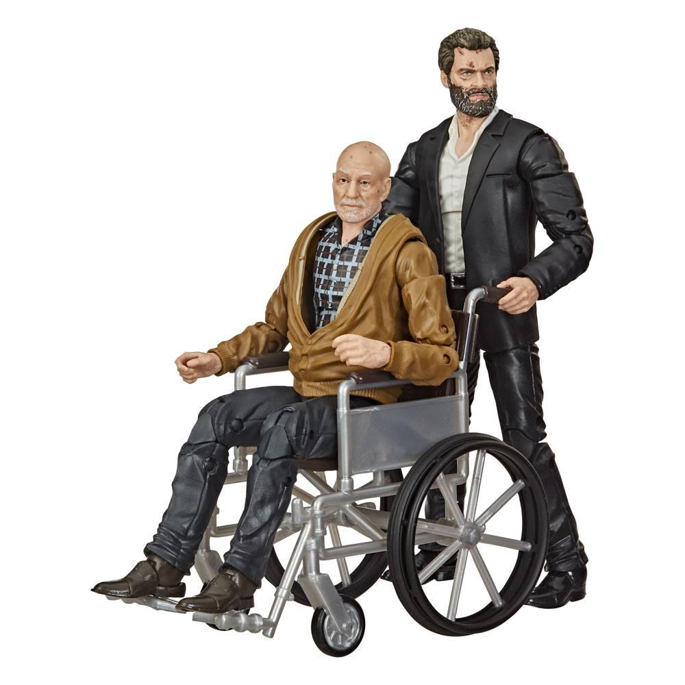 Marvel Legends Series AF 2-Pack Marvel's Logan & Charles Xavier Exclusive