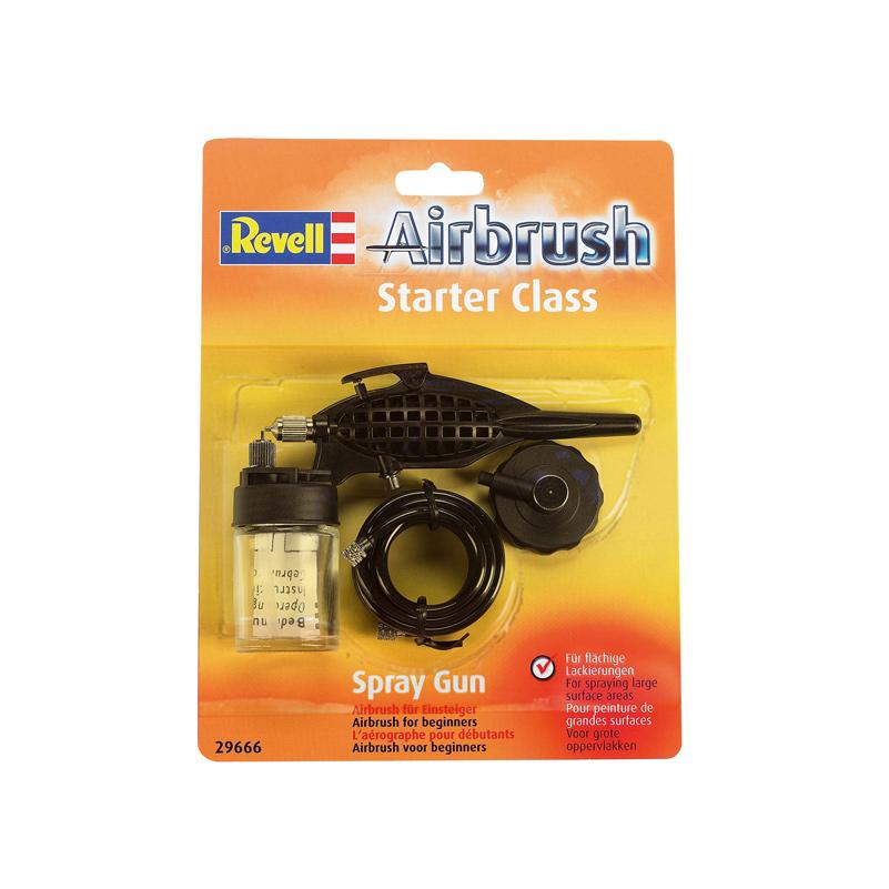 Revell Spray Gun starter class