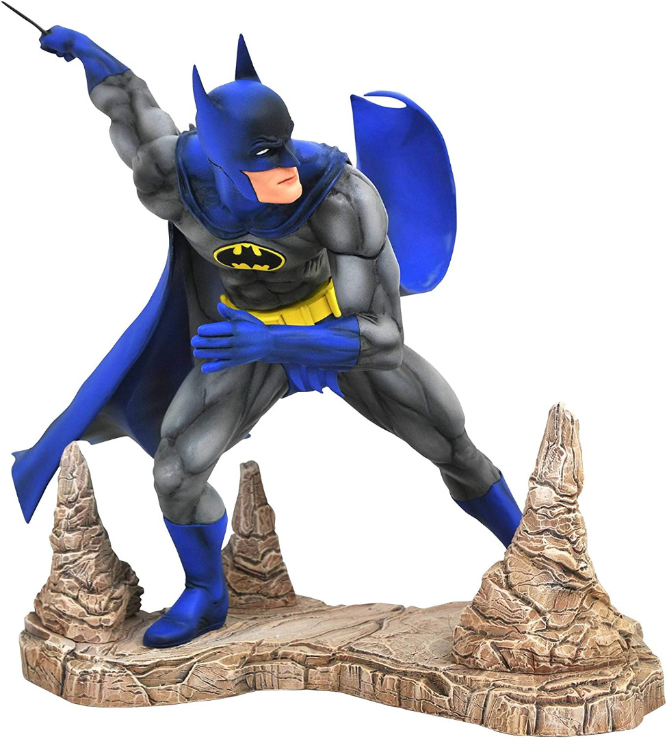 DC Gallery Classic Batman Statue 18 cm